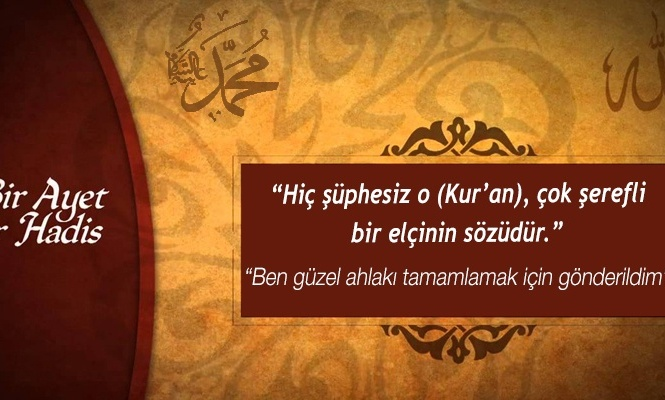 Allah`a karşı gelmekten sakınanlar için bir hidayet...
