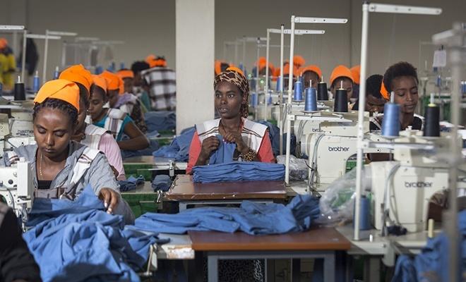Etiyopya, tekstilde Afrika'nın Çin'i!