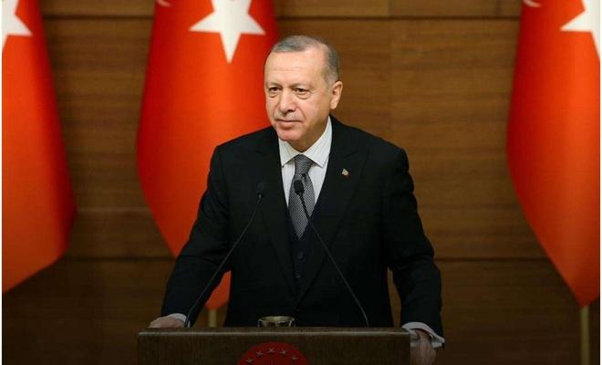 Cumhurbaşkanı Erdoğan: 128 milyar dolar rakamı baştan sona yanlış, baştan sona cehalet