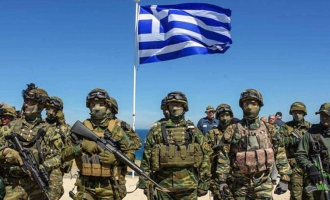 Yunan Kara Kuvvetleri'nde Zorunlu Askerlik 1 Yıla Çıkarılıyor