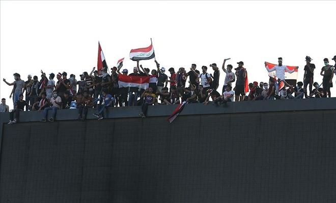 ABD Büyükelçiliği: Irak harekete geçmeli