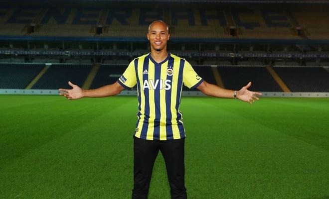Fenerbahçe'nin yeni transferi: Tisserand