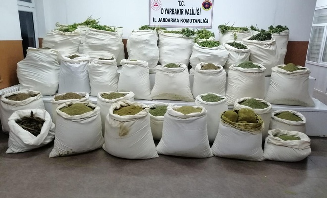 Milyonlarca kişiyi zehirleyebilecek miktarda uyuşturucu ele geçirildi