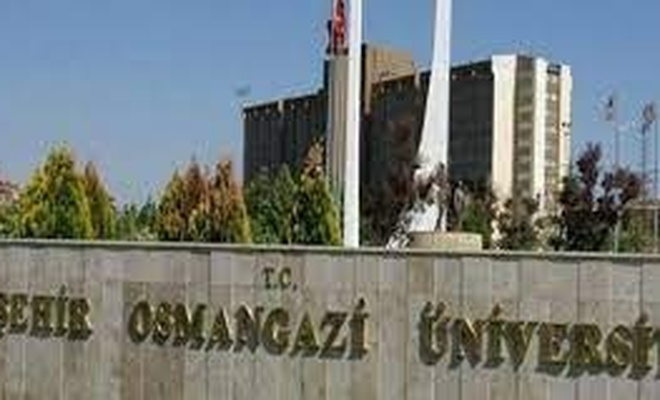 Üniversite 43 sözleşmeli personel alacak