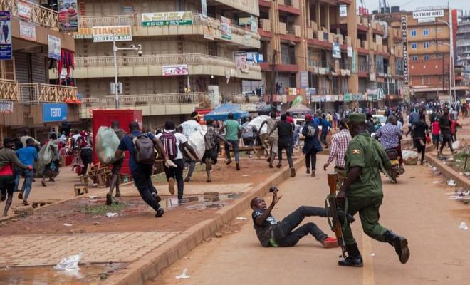Afrika'da, korkunç korona önlemleri