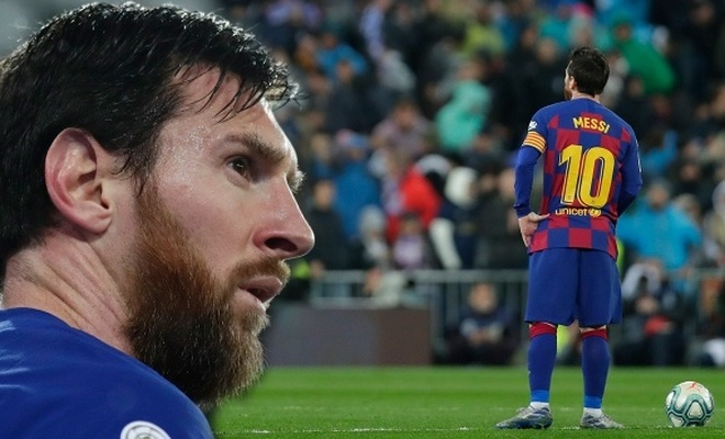 Messi o iddiaları yalanladı