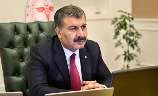 Sağlık Bakanı Koca 14 Aralık'ta aşı yapılmaya başlanacağını açıkladı