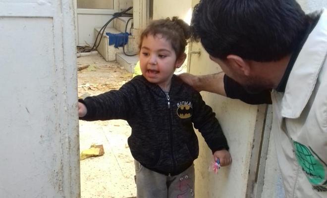 Mardin Umut Kervanı'ndan 105 yetim ve muhtaç aileye yardım eli