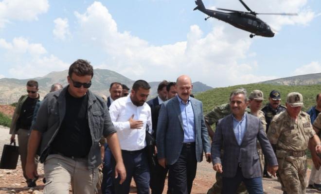 Soylu: PKK ile mücadele asıl şimdi başlıyor!