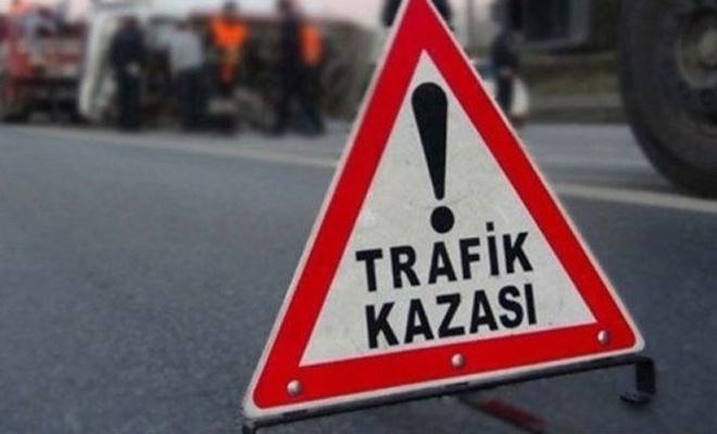 Gaziantep'te otomobil devrildi: 2 ölü