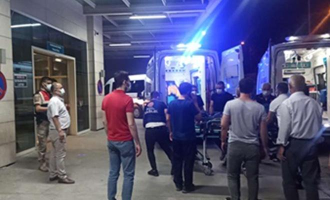 Siirt'te askeri üs bölgesine saldırı