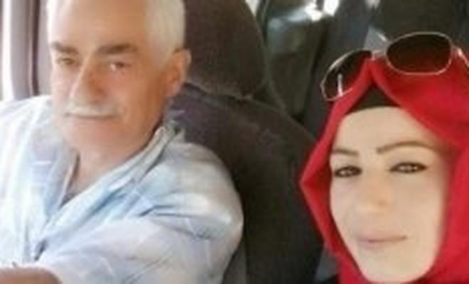 Kızı ile babası 8 saat arayla hayatlarını kaybetti