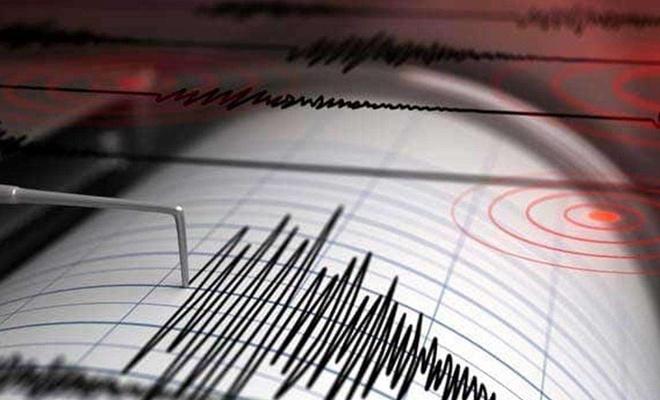 Kayseri'de 3,9 büyüklüğünde deprem