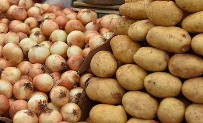 Bakanlık patates ve kuru soğan alımına başladı