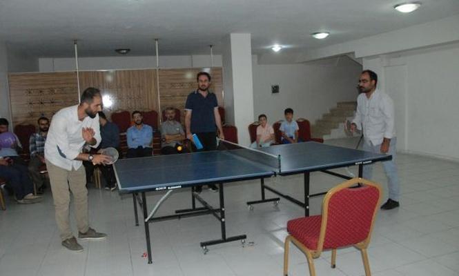 STK`lar arası kardeşlik turnuvası