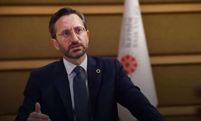 İletişim Başkanı Altun Avrupa'da artan İslam düşmanlığına dikkat çekti