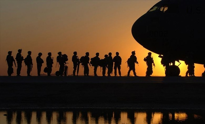 ABD Yemen'deki askerlerinin bir kısmını geri çekiyor!