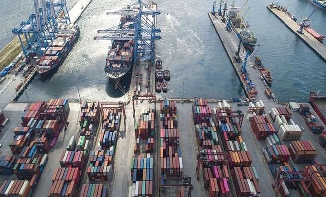 İstanbul'un aralık ayı ihracatı 2019'a oranla yüzde 16 arttı