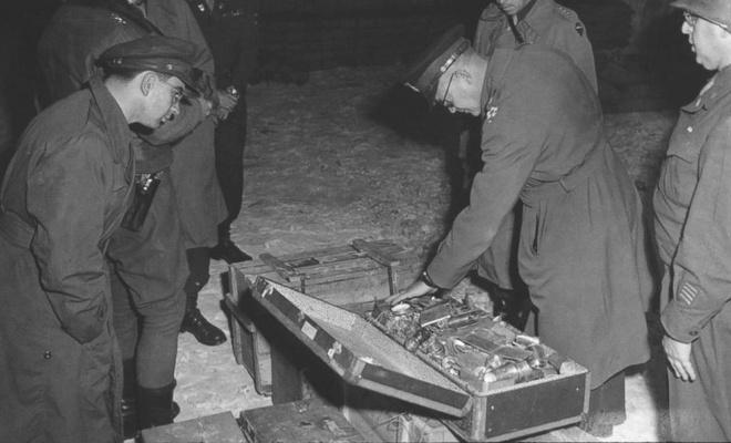 Kayıp 10 ton Nazi altını için kazı çalışmaları başladı