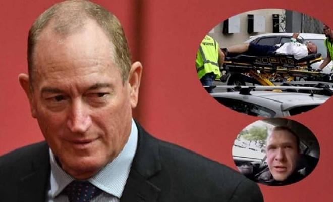 Yeni Zelanda Senatöründen alçakça açıklama
