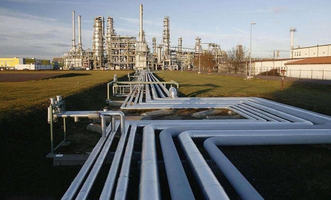 Türkiye'nin doğal gaz ithalatında artış