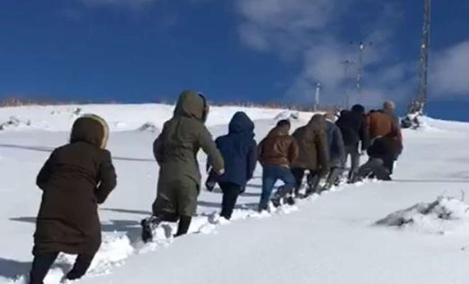 Köy öğrencilerinden yetkililere EBA'ya giremiyoruz çağrısı