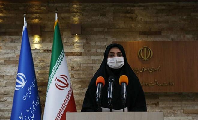 İran'da Covid-19 salgınında son 24 saatteki rakamlar açıklandı