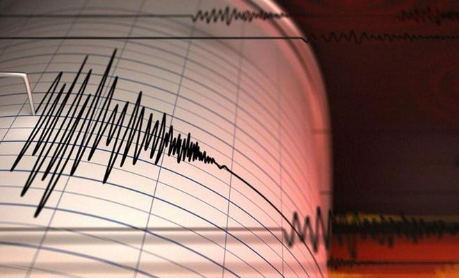 Muğla Marmaris'te 5,4 büyüklüğünde deprem meydana geldi