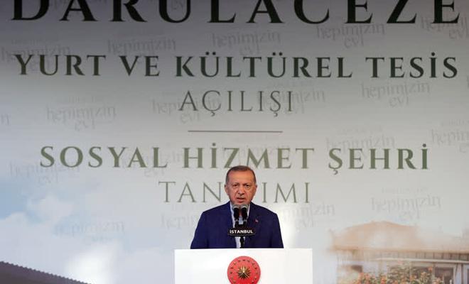 Cumhurbaşkanı Erdoğan'dan 'fakirlik ölçüsü' açıklaması!