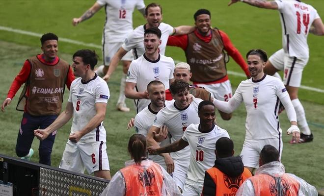 İngiltere çeyrek finale yükseldi