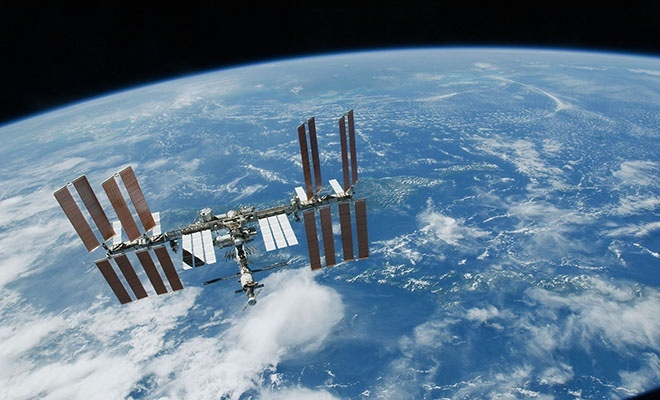 Soyuz kapsülü Uluslararası Uzay İstasyonu'na ulaştı