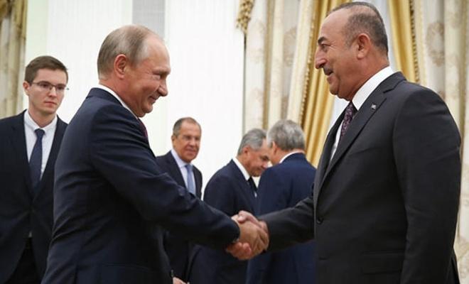 Rus radyosundan,'Rusya'nın başına Mevlüt Çavuşoğlu geçsin mi' anketi