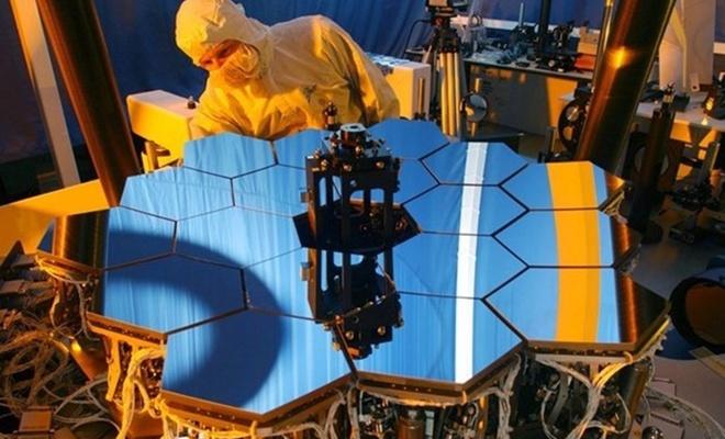 Yeni nesil uzay teleskobu testi geçti!