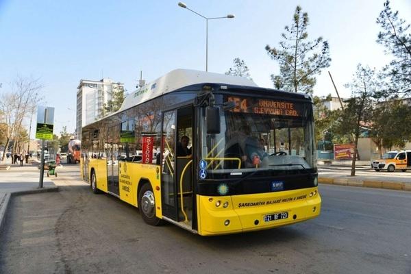 Diyarbakır-Eğil-Dicle otobüs seferleri başladı