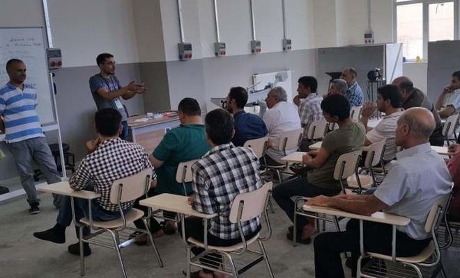 Gaziantep`te mesleki eğitim programı başladı