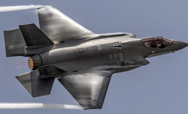 ABD bunu ilk kez F-35'lerde test etti