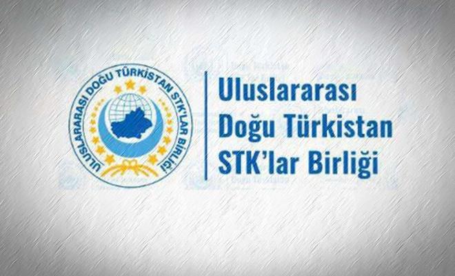 Uluslararası Doğu Türkistan STK'lar Birliğinden Yapıcıoğlu'na tebrik mesajı