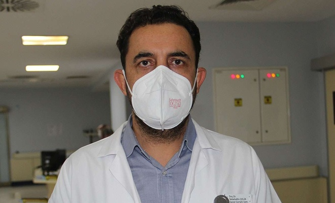Van Bölge Eğitim ve Araştırma Hastanesi Başhekimi Çelik Coronavirus'e yakalandı