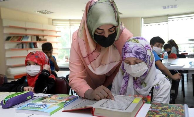 Van'da çocuklar için Kur'an-ı Kerim kursu açıldı