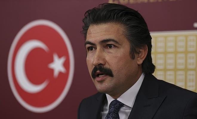 AK Partili Özkan: Milletimizin nezdinde HDP'yi kapatacağız
