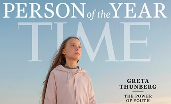 Yılın kişisi Greta bir proje mi?