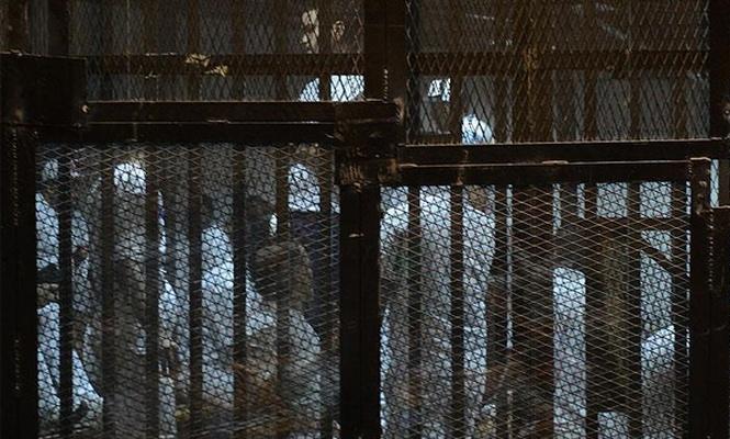 Mısır`da darbe karşıtı 96 kişiye hapis cezası