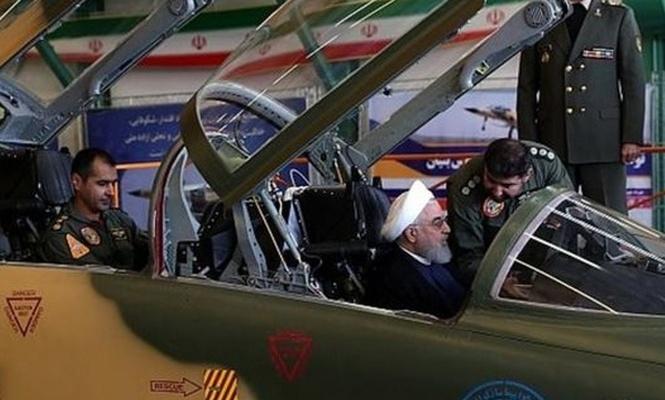 İran `yüzde 100 yerli` Kovsar`ı tanıttı