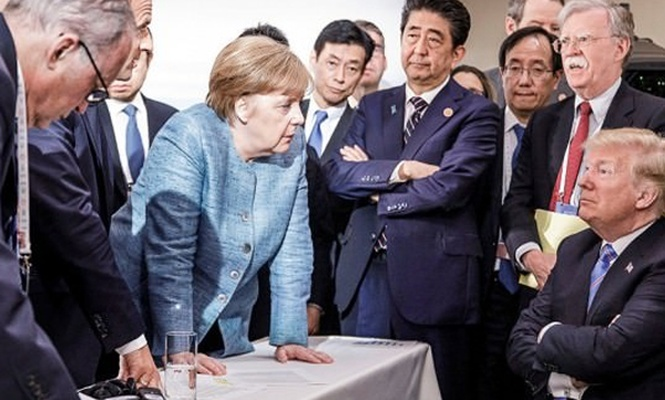 ABD`den Almanya`ya 15 milyar dolarlık kazık!