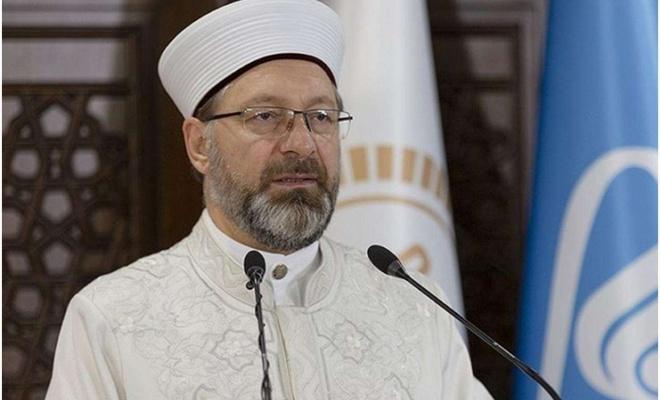 رئیس سازمان امور دینی ترکیه: ای اشغالگران! شما نیز مانند همه ستمکاران به هلاکت می رسید