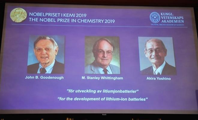 Nobel Kimya Ödülü'nün kazananları belli oldu