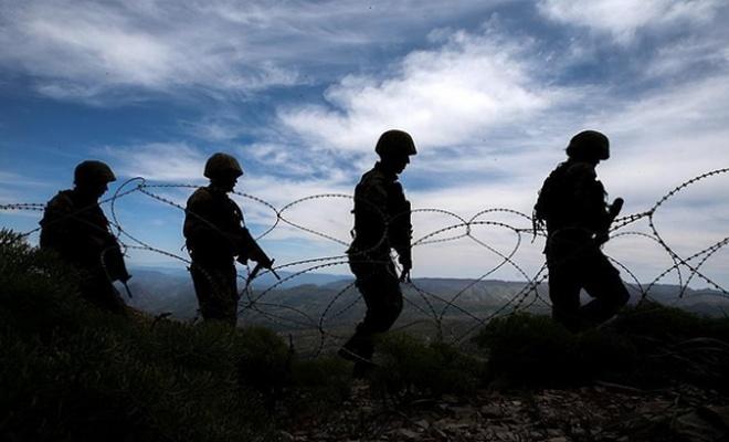 Yunanistan'a kaçmaya çalışan 5 kişi yakalandı