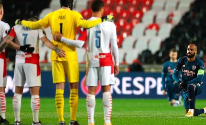 UEFA Avrupa Ligi'nde geceye damga vuran kare!