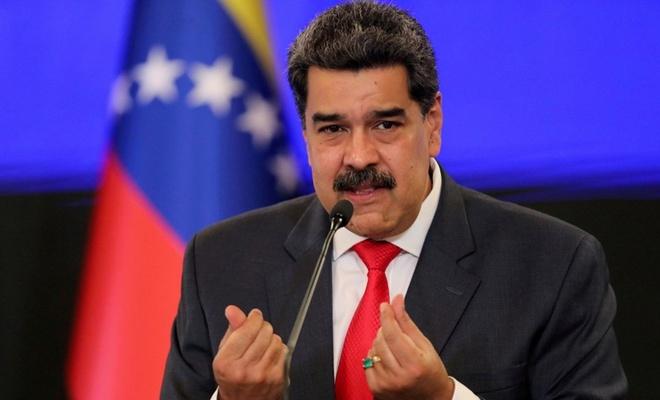 Maduro'dan Facebook'a tepki!