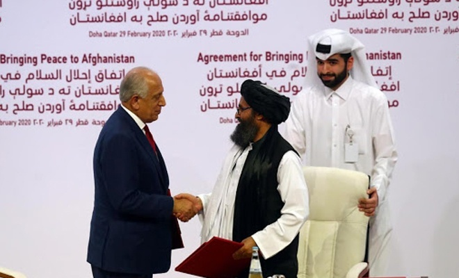 ABD İle Taliban Arasında Yapılan Antlaşma (2)